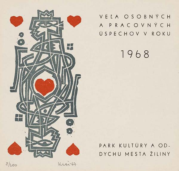 Fero Kráľ - PF 1968 PKO Žilina