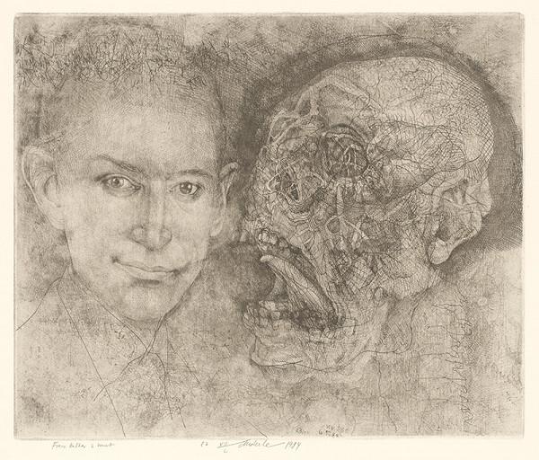 Jiří Anderle – Franz Kafka a smrť