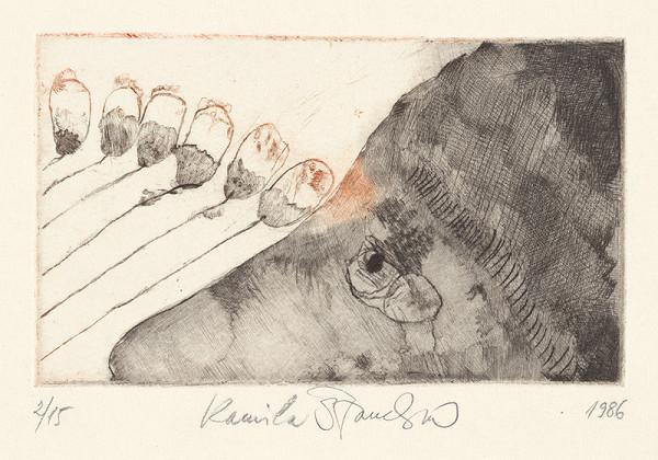 Kamila Štanclová - S hlavou v ohni III