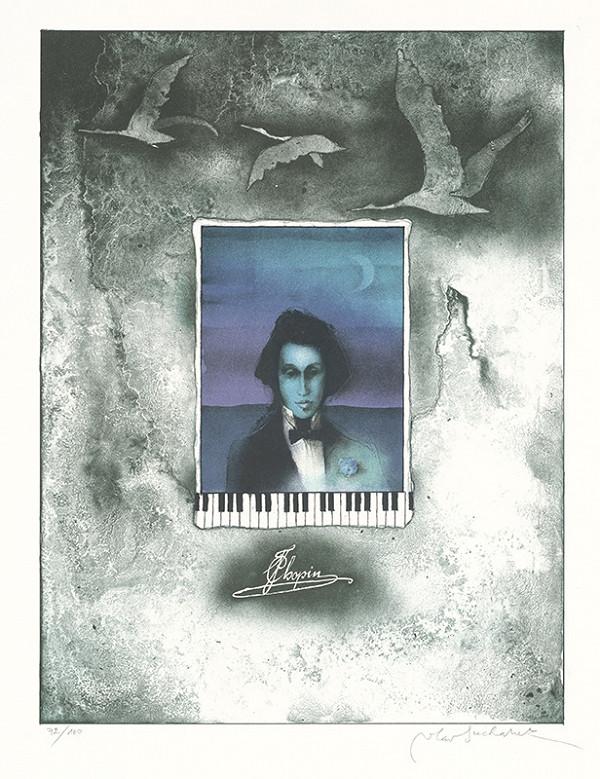 Vladimír Suchánek - Fryderyk Chopin