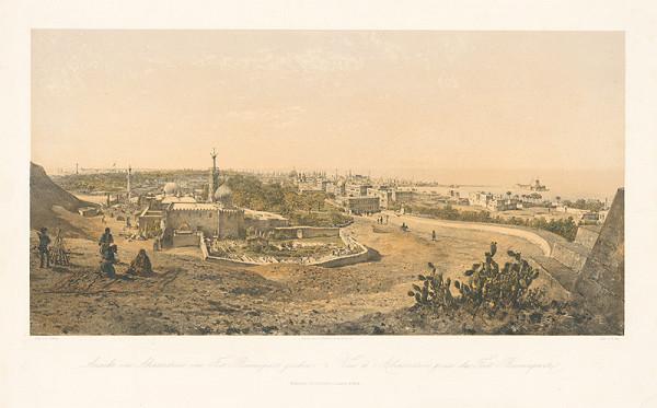 Karol Ľudovít Libay – Pohľad na Alexandriu