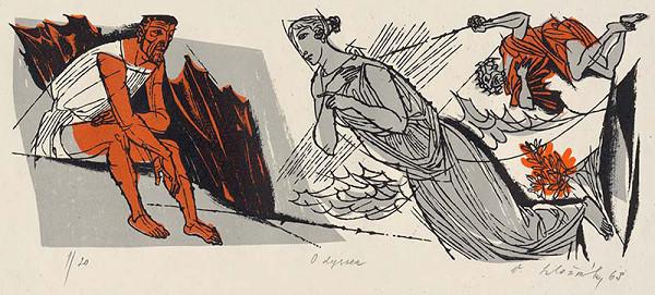 Vincent Hložník – Odyssea I.