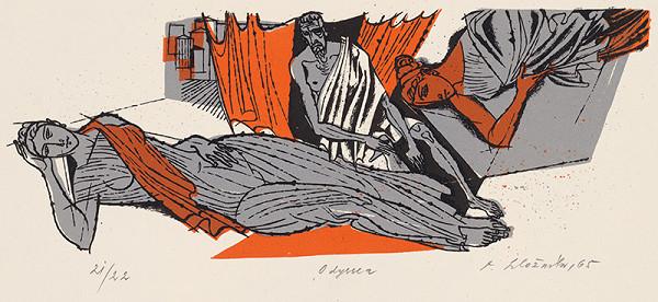 Vincent Hložník – Odyssea VIII.