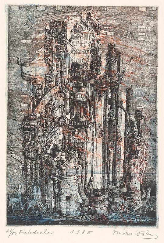 Dušan Kállay – Katedrála