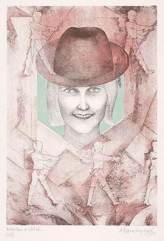 Naďa Rappensbergerová-Jankovičová – Katarína a klobúk