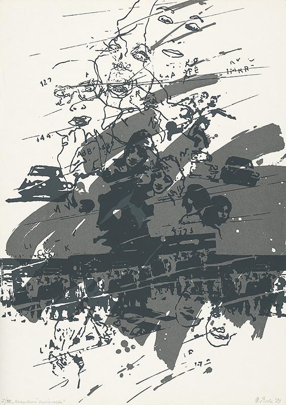 Peter Cibula - Novembrová križovatka