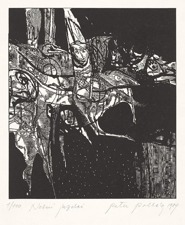 Peter Pollág - Noční jazdci