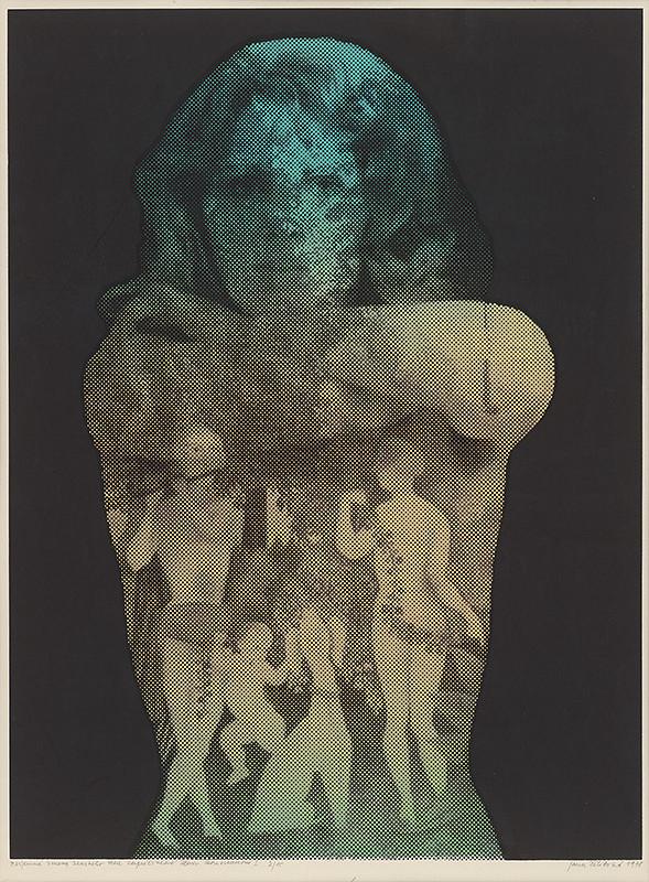 Jana Želibská – Príjemná zmena ženského tela zapríčinená Henri Rousseauom I.