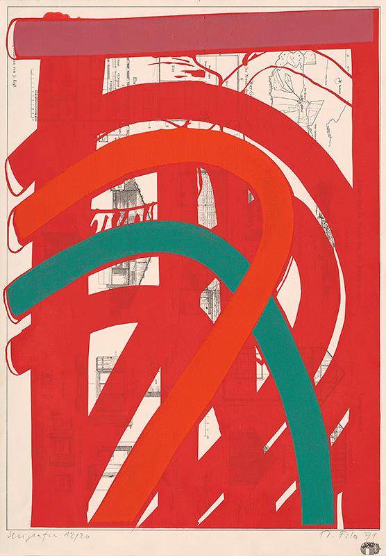 Rudolf Fila - Serigrafia