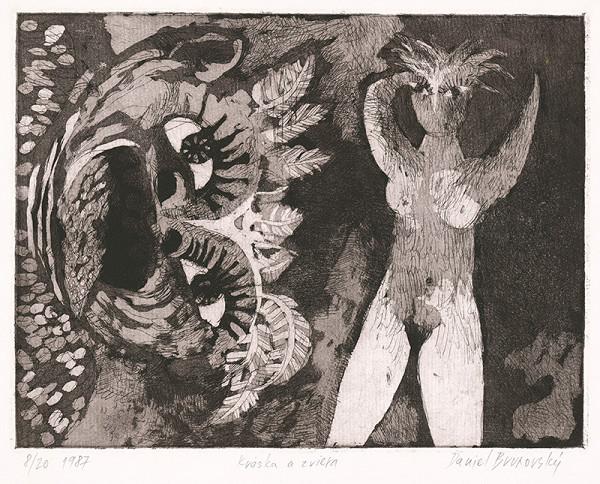 Daniel Brunovský – Kráska a zviera