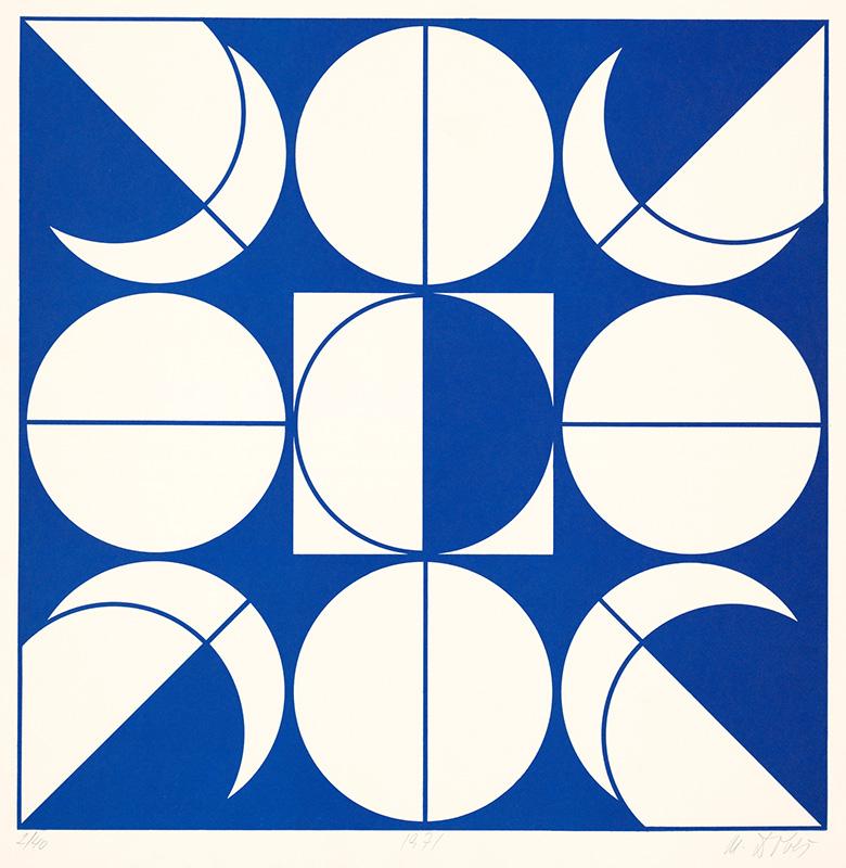 Milan Dobeš – Centrálna príťažlivosť, 1971, Stredoslovenská galéria