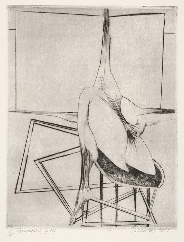 Emil Sedlák – Podráždené pery