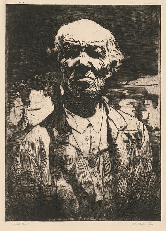 Viktor Hermély, Matuška, 1918