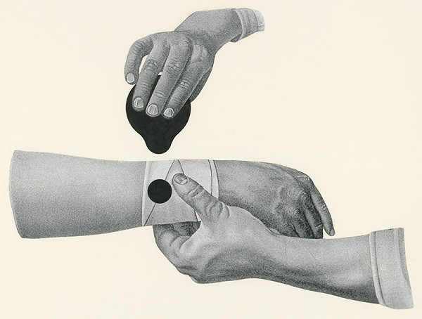 Roman Ondak – Tri ruky, jedna zlomená II