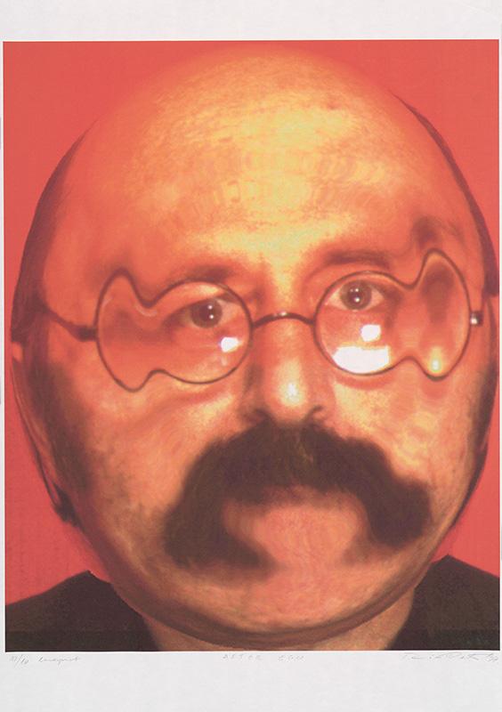 Peter Rónai, After Ego, 1997