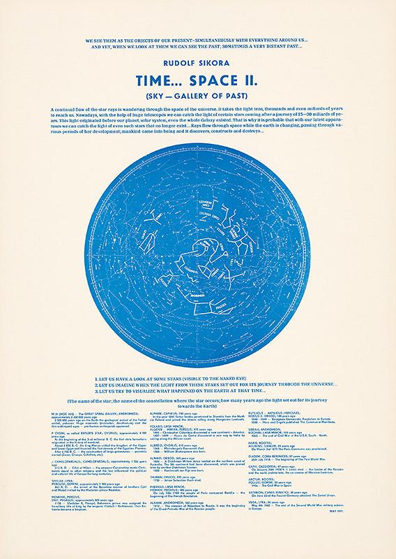 Rudolf Sikora – Rudolf Sikora Time...Space II.[Sky - Gallery of Past]