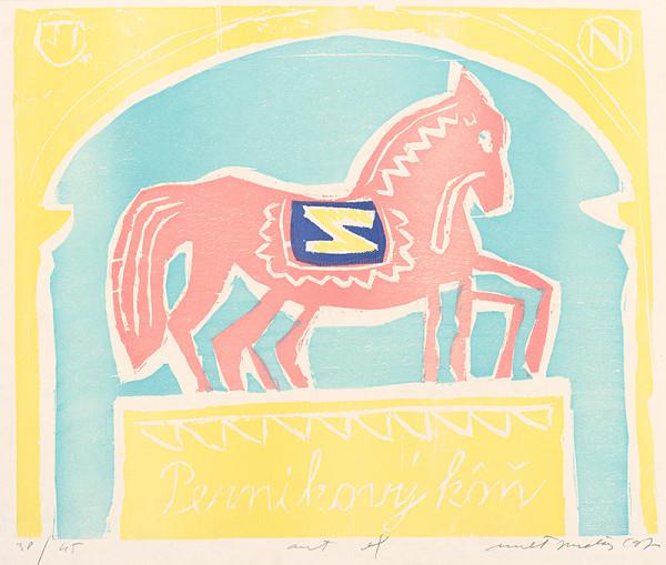 Ernest Zmeták - Perníkový kôň