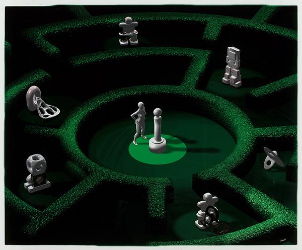 Vladimír Havrilla – Zelený labyrint