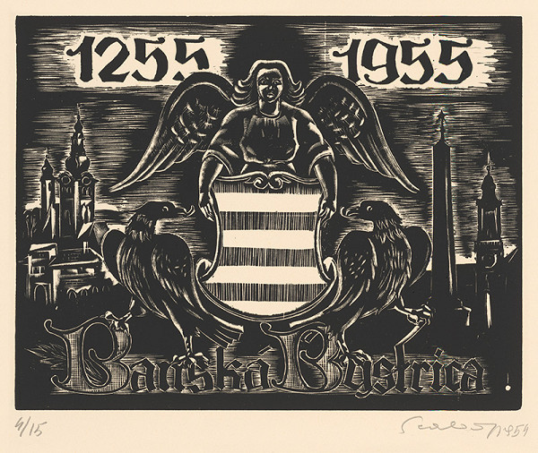 Július Szabó – Emblém Banskej Bystrice