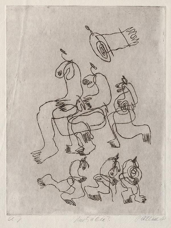 Milan Paštéka – Ilustrácia I.