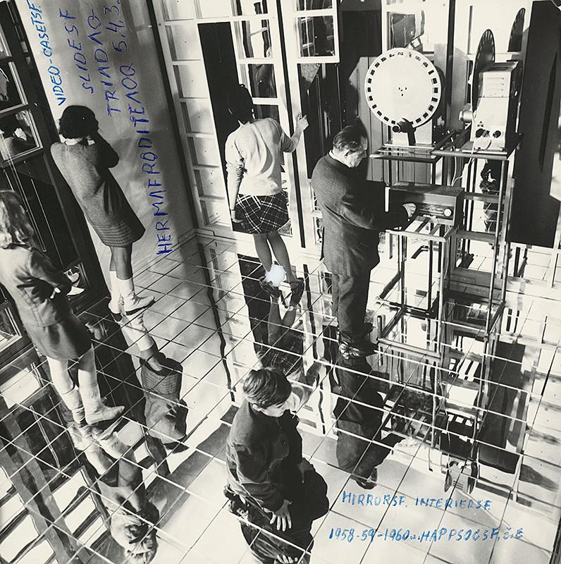 Stano Filko – Katedrála humanizmu (fotodokumentácia), 1968, Stredoslovenská galéria