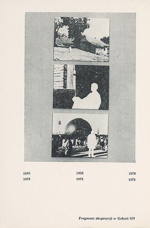 Stanislav Filko -  STANO FILKO: TRANSCENDENCJA (vyd. Galeria gn ZPAF, Gdansk)