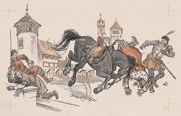 Jaroslav Vodrážka - Čarovný kôň VI.