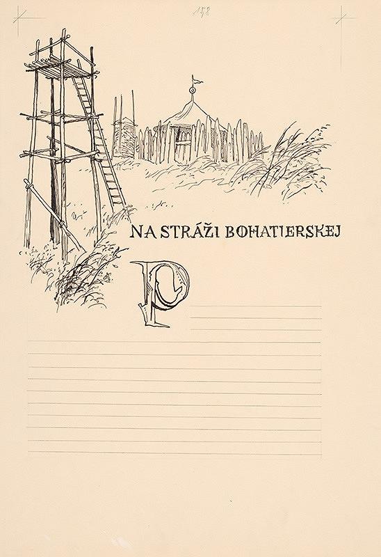 Jaroslav Vodrážka - Na stráži bohatierskej I.