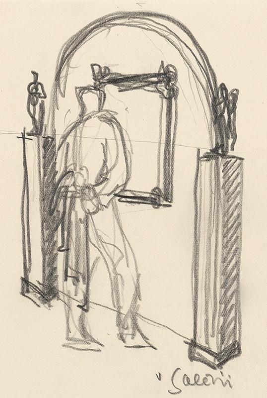 Rudolf Pribiš - V galérii