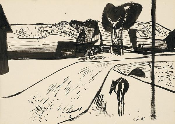 Vincent Hložník – Kresba III.