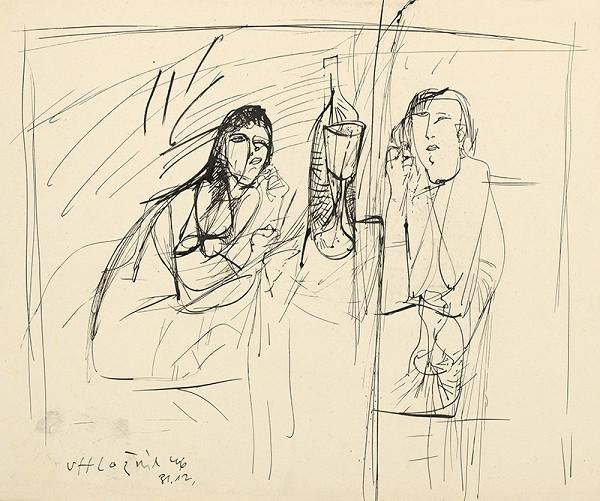 Vincent Hložník - 31. december 1946