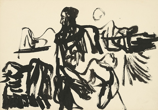 Vincent Hložník – Kresba V.