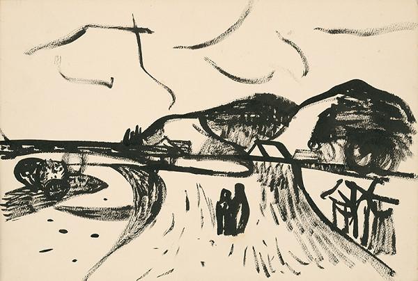 Vincent Hložník – Kresba X.