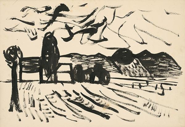 Vincent Hložník – Kresba XI.