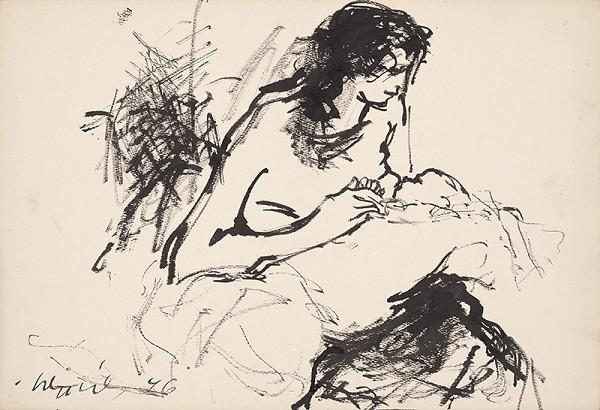 Vincent Hložník - Kresba XXI.