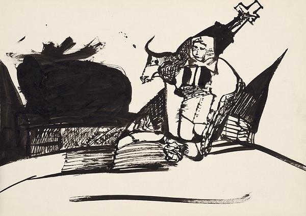 Vincent Hložník - Kresba XXIII.