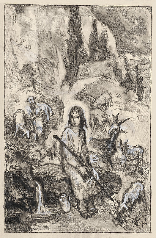 Jaroslav Vodrážka – Nazaretský pastierik