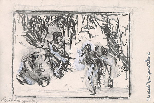 Jaroslav Vodrážka – Bedač pri Jánošíkovi