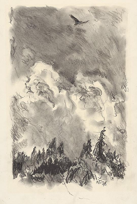 Jaroslav Vodrážka – Ej vyletel vták hore nad oblaky