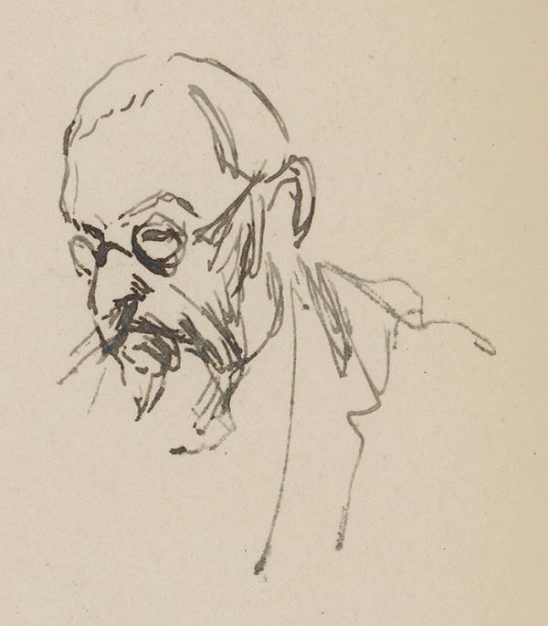 Jaroslav Vodrážka - Kresba č. 16