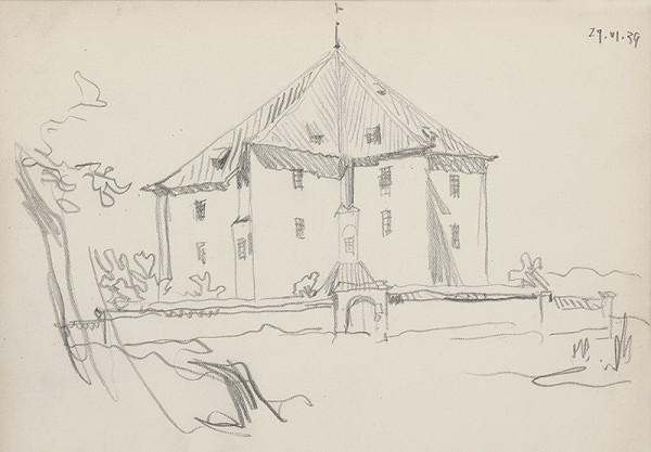 Jaroslav Vodrážka - Kresba č. 11