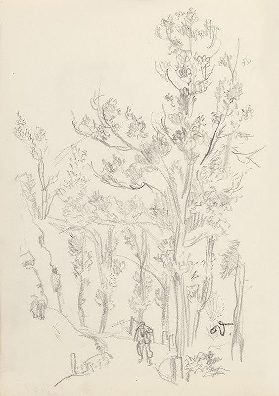 Jaroslav Vodrážka – Cesta pod stromami