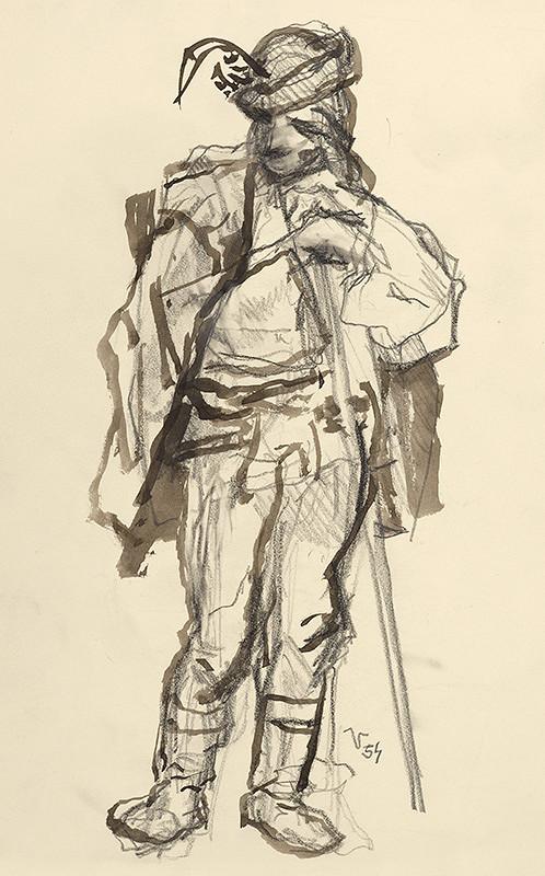 Jaroslav Vodrážka – Chlap s pierkom za klobúkom