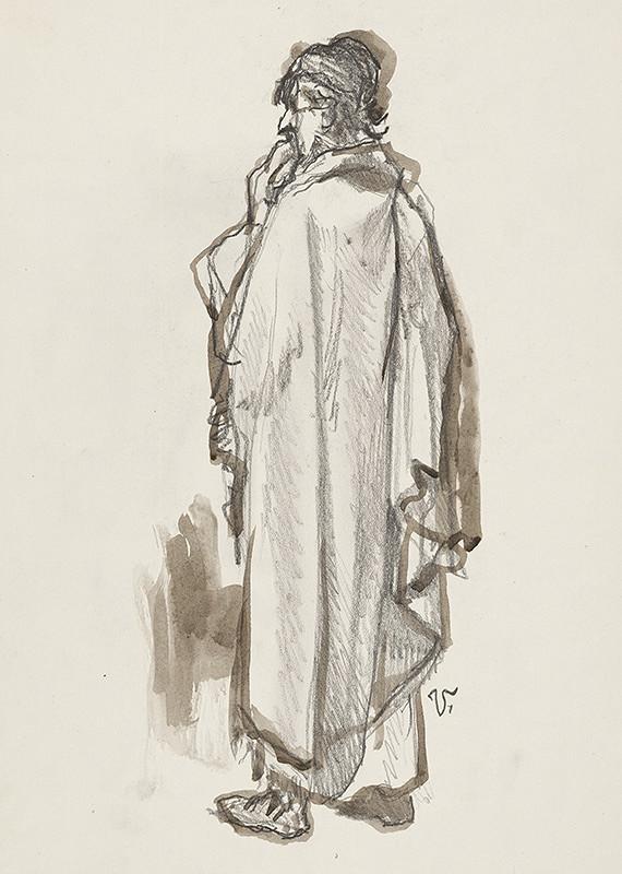 Jaroslav Vodrážka - Muž v plášti