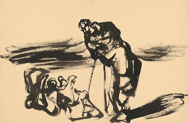 Vincent Hložník – Nad mŕtvym