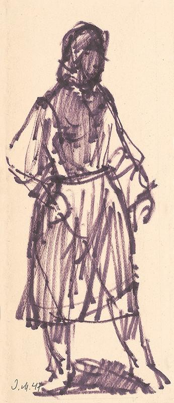 Dezider Milly – Žena