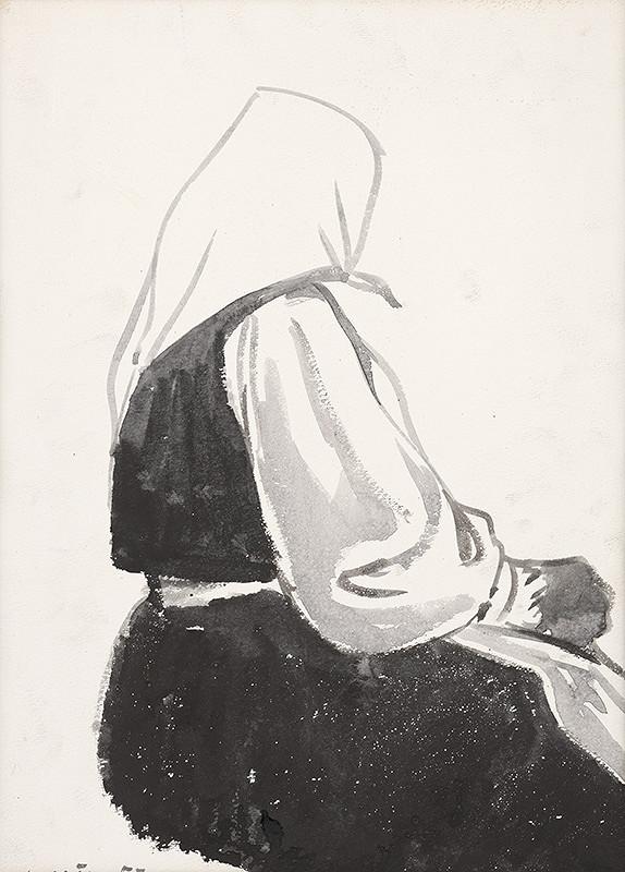 Imrich Vysočan – Žena z Heľpy