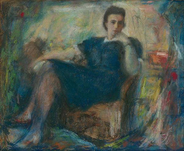 Janko Alexy - Portrét