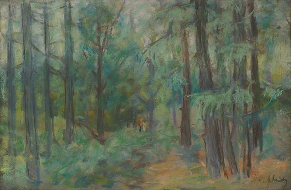 Janko Alexy – V lese