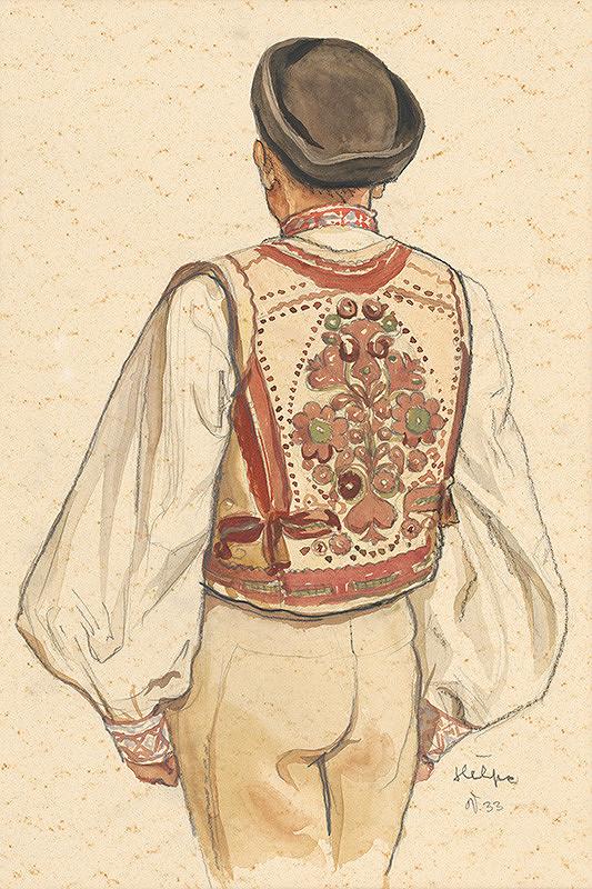 Jaroslav Vodrážka – Chlap z Heľpy
